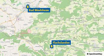 Verkaufstour Bad Windsheim / Flachslanden